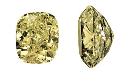 Carat Smart's 32.06-carat fancy yellow diamond
