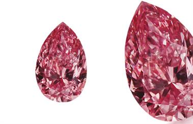 Sams Group Australia's Argyle pink diamond