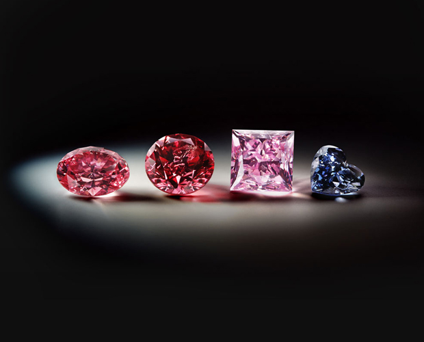 Issues confronting the diamond industry were discussed at JCK Las Vegas. Source: Argyle Pink Diamonds