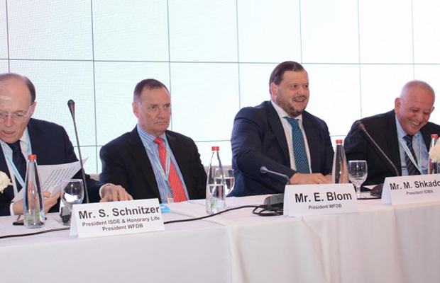 International diamond industry leaders discussed joint action on current sector challenges at a recent congress