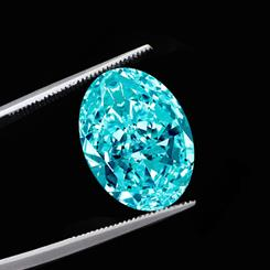 A criminal operation in Brazil was illegally selling valuable Paraiba tourmaline