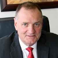 Ernie Blom, WFDB president