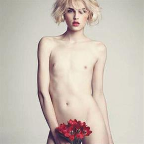 Andrej Pejic is an Australian transgender woman, who until 2014 was an androgynous male model.