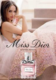 Natalie Portman for Dior