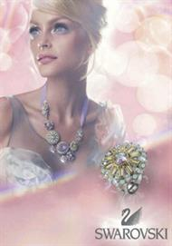 Jessica Stam for Swarovski