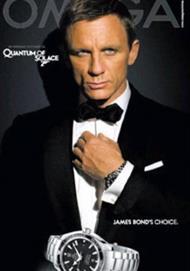Daniel Craig for Omega