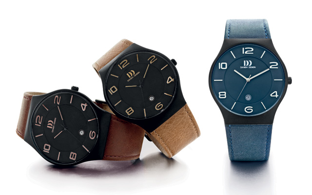 Danish Design watches by Timesupply