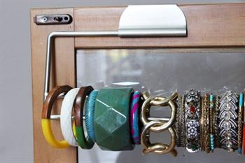 Simple DIY Jewellery Storage Ideas Jeweller Magazine Jewellery - Bangle bracelet storage ideas