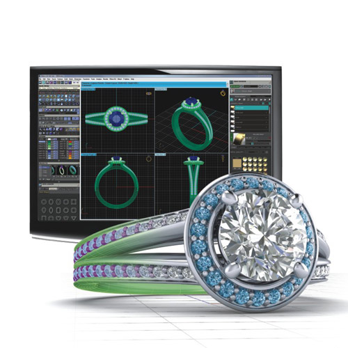 The Evotech Pacific portal will connect jewellers with experienced, local CAD designers