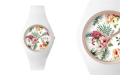 Ice Watch's Ice-Flower watch