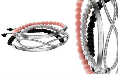 Thomas Sabo's Love Bridge bracelet