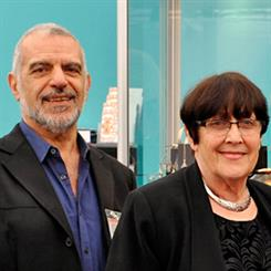 Pastiche founders Phillip and Barbara Hastings have announced their retirement