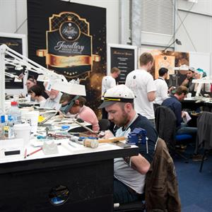 The Jewellery Design and Manufacturing Championships