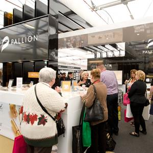 Pallion won the award for best large stand