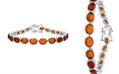 Gallant Jewellery's amber bracelet