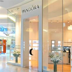 Pandora set to launch more concept stores in the coming year