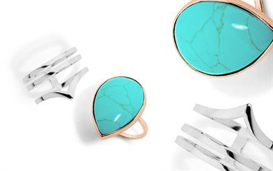 Pastiche's Havana collection rings