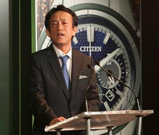 Tomoaki Imazeki, Citizen Watches Australia CEO