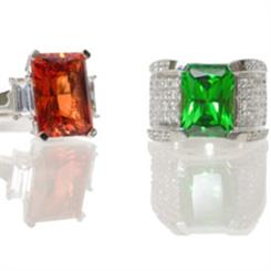 Rings from Roy King Jewellery's latest collection
