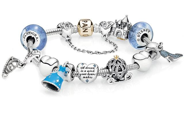 The Collection. More reading. Pandora unveils Australian online store