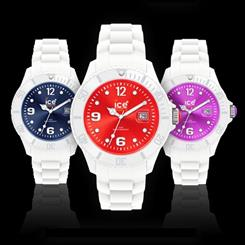Ice-Watch keeps in with the trend of bright colours