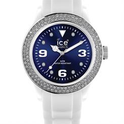The Ice-Blue Stone features Swarovski elements
