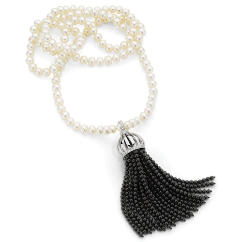 The Tassel Audrey - new from Bolton Gems