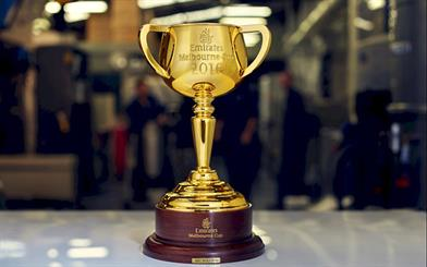 ABC Bullion will produce the Melbourne Cup trophy from 2016