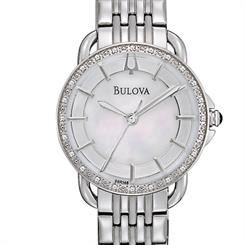 Bulova's new Diamond collection