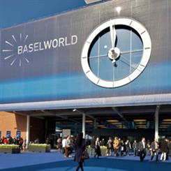 BaselWorld 2012 entrance