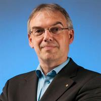 Peter Macken, HRD Antwerp CEO