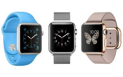 Analysts believe the Apple Watch may be a factor in declining Swiss watch exports