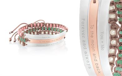 Thomas Sabo's Festival Love Bridge bracelets