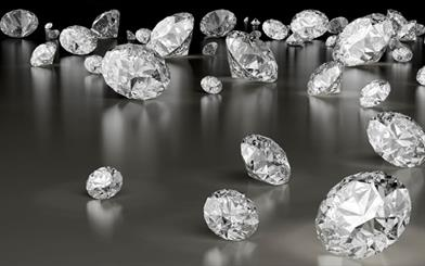 "The head of De Beers says that though polished diamond prices are starting to stabilise, the diamond trading environment continues to be ""delicate"""