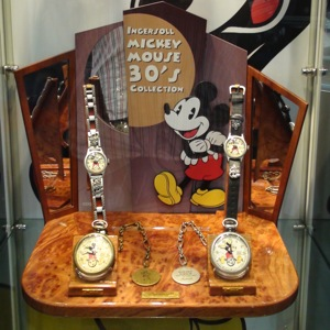 Ingersoll's Disney Watches