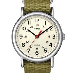 The new Weekender range from Timex