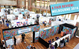 Attendance at the 2016 Australian Jewellery Fair appeared to be more about quality than quantity