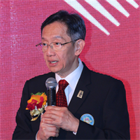 Somchai Phornchindarak, president GJPCT launches Ruby Symposium