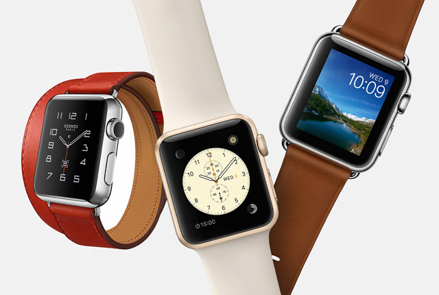 Smartwatch exports increased 316 per cent in the fourth quarter of 2015 compared with the previous corresponding period