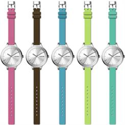 Nexo Watches' colourful range