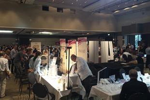 The buying day showcased product from 45 suppliers