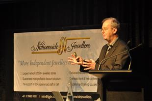 Marketing specialist Dr Greg Chapman was among the presenters