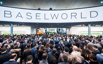 BaselWorld 2016 features 1,500 exhibitors and is expected to be attended by about 150,000 visitors