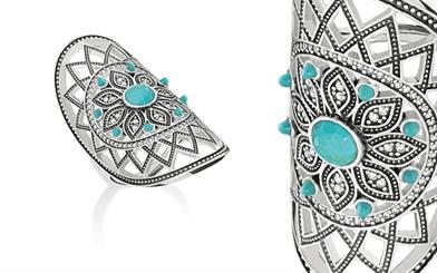 Thomas Sabo's Dream Catcher ring