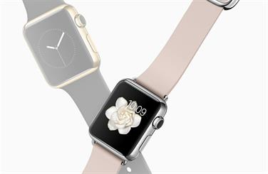 "Apple has made the 18-carat gold Apple Watch Edition model ""almost invisible"" on its website"