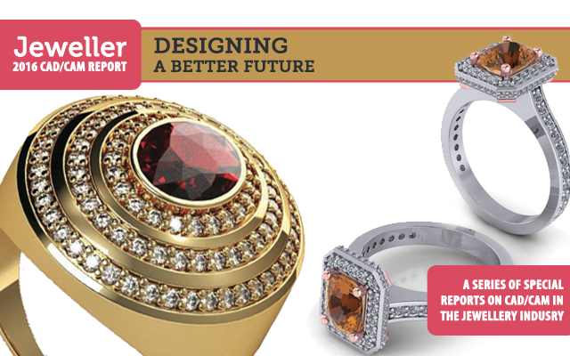 Cad Cam Designing A Better Future Jeweller Magazine Jewellery News And Trends