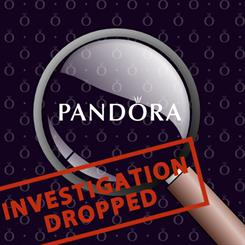 The ACCC will not pursue investigations into Pandora Australia's actions against Alex and Ani