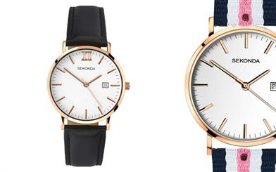 Sekonda's classic watch and Duraflex Nato strap