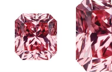 Blue Star & Kiven Diamonds' Argyle pink diamond