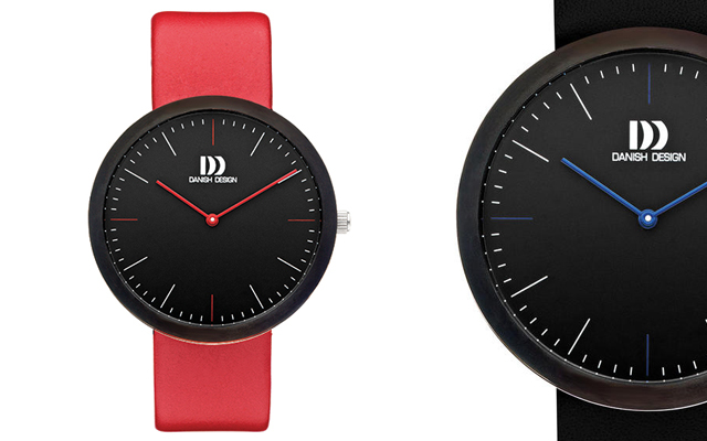 New timepiece releases from Danish Design
